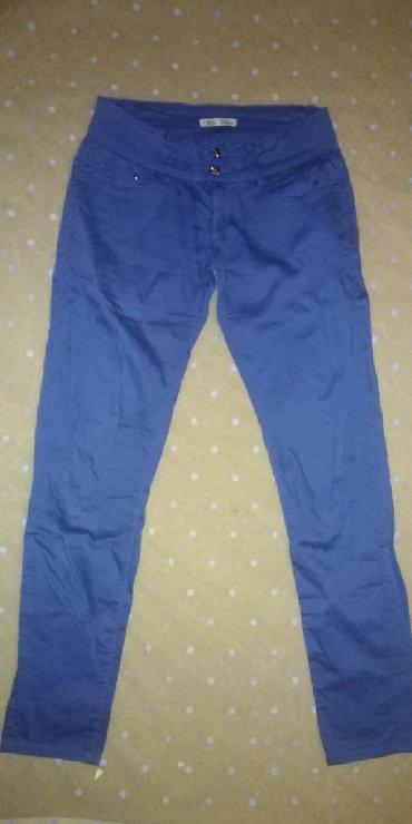 Plave pantalone - Srbija: Plave pantalone br. 38