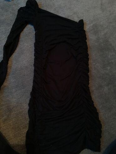 Posao od kuce - Srbija: Haljina na jedno rame, sa unutrašnje strane ima silikonska traka