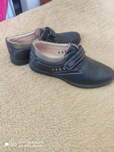 Детский мир - Балыкчы: Продаю новые,подростковые туфли.36 размер.Не разу не одевались.500 сом