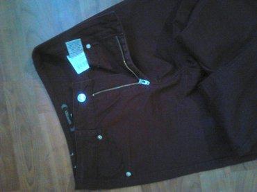 Zenske pantalone sa elastinom. Veličina s  a može i manji m. - Pirot