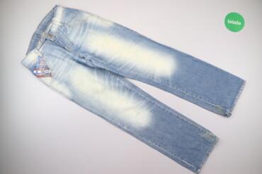 Підліткові джинси Gee Jay, вік 13-14 р., зріст 164 см    Довжина: 100