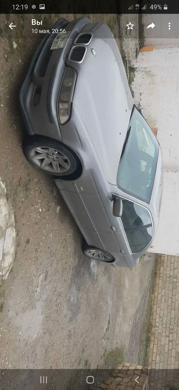 bmw-5-серия-533i-at - Azərbaycan: BMW 5 series 2.5 l. 2002 | 217000 km