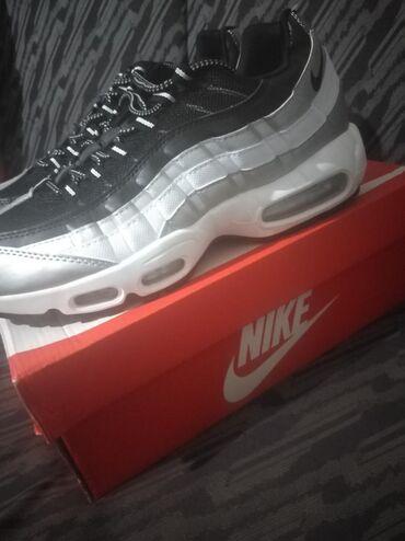 Nike air max 95, u odlicnom stanju, veoma malo nosene, broj 45,gaziste
