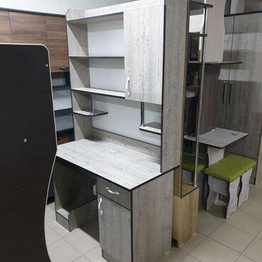 Стол компьютерный, письменный столпарта для дома шкаф стол рабочий 6