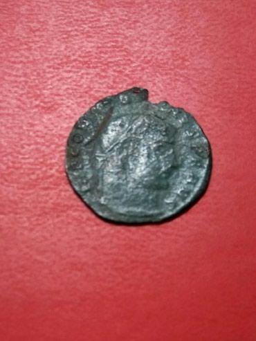 Monete | Srbija: Rim CONSTANTINUS ½ follisa malo oštećen bronza  400din