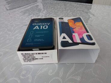 Samsung a7 2015 - Азербайджан: Новый Samsung A10 32 ГБ Синий