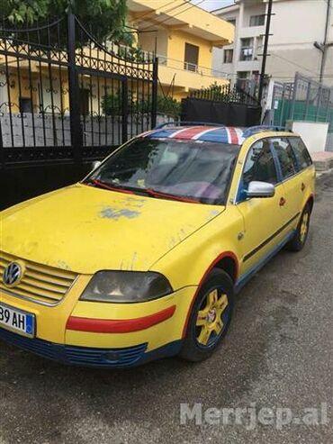 Volkswagen Passat 1.9 l. 2003 | 325000 km
