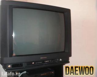 Телевизор в отличном состоянии диагональ - 55см. в Бишкек