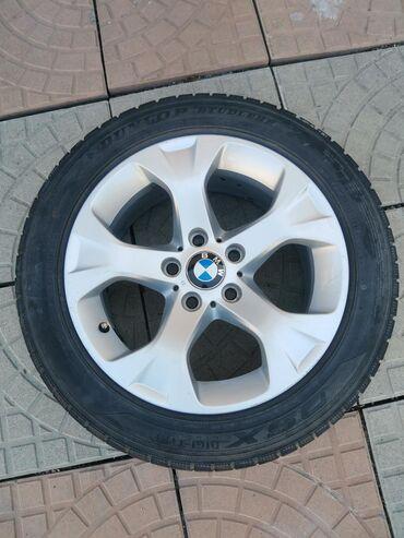 Диски R17 с резиной на БМВ, оригинал BMWШины: 215/55 R17Диски: 7.5*17