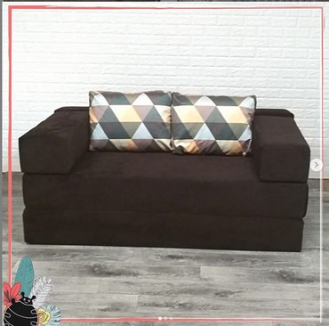 Раскладной диван. Забудьте о тяжелом диване, который одному сложно