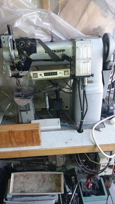 кнопкасы бар машина в Кыргызстан: Куплю швейную машину для втачивания рукава к пройме.  тел