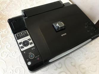 skaner - Azərbaycan: Epson Stylus CX8300 printer/skaner.Printerin başlığı işləmir. Ehtiyyat