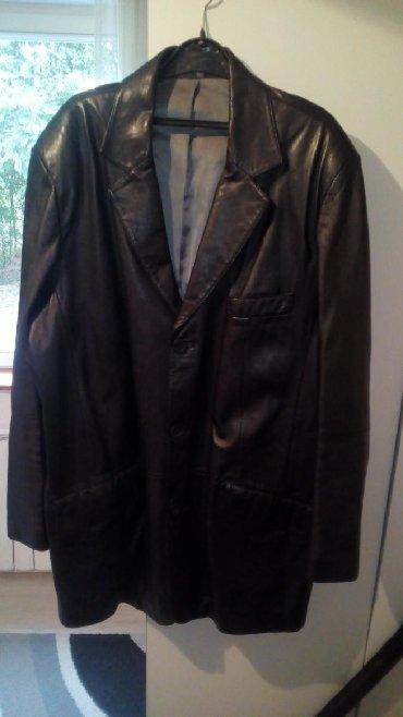 Ostalo | Varvarin: Kozna jakna italijanskog kreatora Angelo Litrico. Jakna je od fine