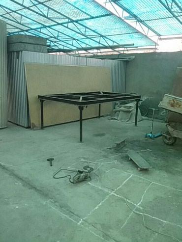 Продам новый,мощный металлический в Бишкек