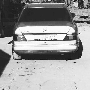 Транспорт - Боконбаево: Mercedes-Benz W124 2.3 л. 1988