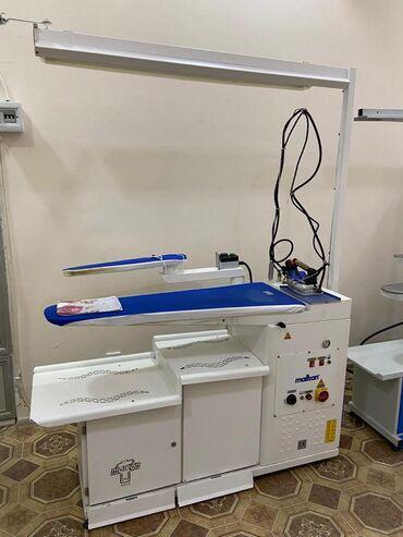 бу аккумулятор в Азербайджан: Peshakar utu masası satılır. Quru temizleme obyektlerinde 4 ay istifa