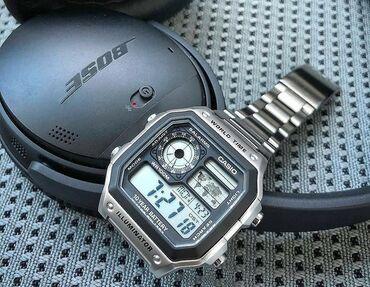 Аксессуары - Беловодское: Мужские Наручные часы Casio