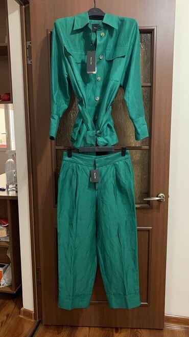 Продаётся новый брючный костюм Massimo Dutti,размер 38(М),цена