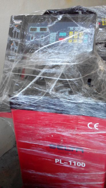 Bakı şəhərində Yeni balans aparati selta