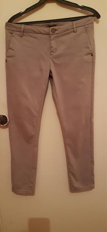 mini cooper clubman в Кыргызстан: Штаны скинни стречовые, от Lee cooper, серые размер S, из Дубай