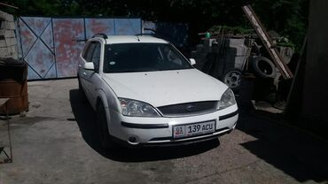 Ford Mondeo ST 1.8 л. 2001 | 3000 км