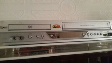 kaset - Azərbaycan: DVD ve kaset ikisi bir arada.Ela veziyyetdedir