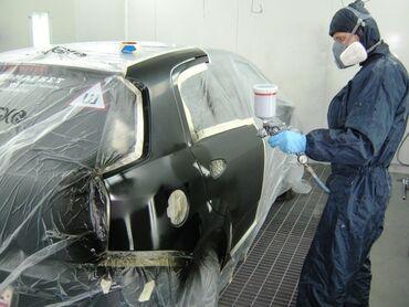 Керек kg авто каракол - Кыргызстан: Требуется специалист по покраске авто машин с опытом работы. Район