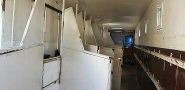 Другой транспорт - Кыргызстан: Продам полуприцеп- коневоз на 12 голов + отсек ещё на 5 голов!