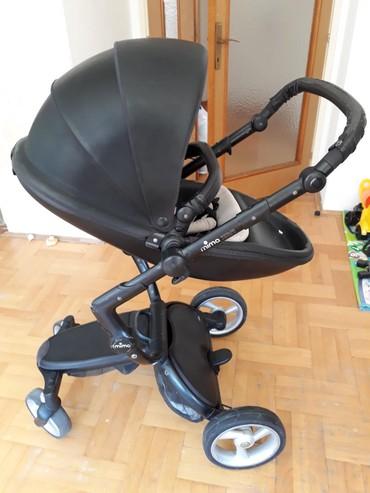 MIMA XARI. kolica ima jos slika. kolica idu uz svu opremu. Ima