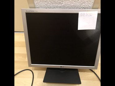 Monitor LG 48.4 cm, uvoz Svajcarska - Smederevo