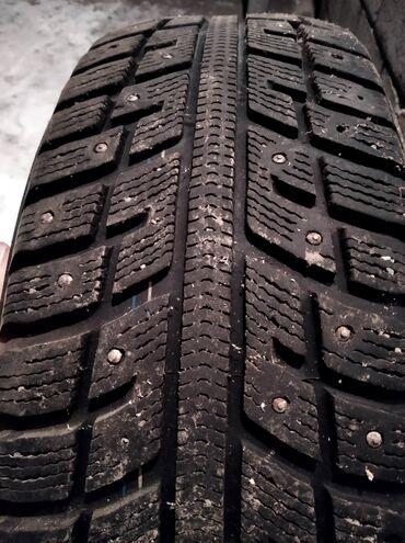 диски на 16 в Кыргызстан: Продаю! Зимние шины (протектором) в отличном состоянии! жирность