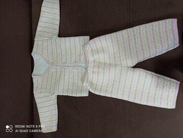 костюм школьника 18 в Кыргызстан: Продаю костюм одевали всего пару раз, на возраст 3-6 мес. Теплый