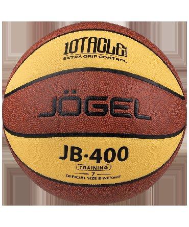 броска в Кыргызстан: Мяч баскетбольный Jögel JB-400 №7 (Германия)100%
