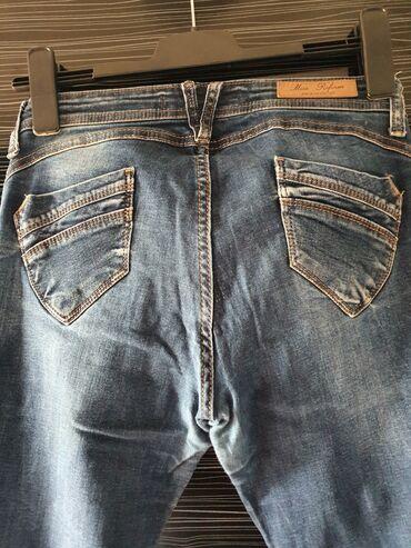 Push up brushalter - Srbija: Push up model,taman jeans,extra očuvane