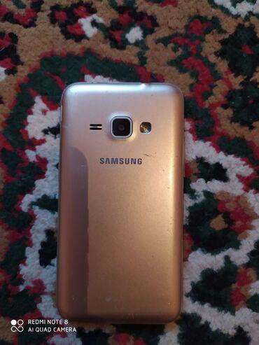 Samsung galaxy j1 - Азербайджан: Б/у Samsung Galaxy J1 2016 2 ГБ Золотой