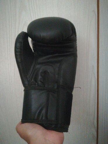 Γάντια μαύρα box 10oz ελαφριά χρήση σε άριστη κατάσταση force 1
