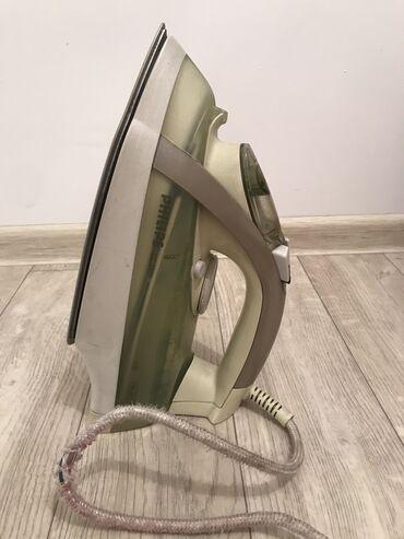 утюг philips gc 4870 в Кыргызстан: Подаю утюг Philips, качественный, в хорошем состоянии, не работает тол