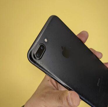 Электроника - Массы: IPhone 7 Plus | 128 ГБ | Черный Б/У | Гарантия, Отпечаток пальца