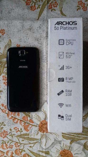 Продаю телефон ARCHOS 50 Platinum. Привезенный в Бишкек