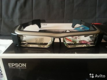 Epson Moverio BT-200 -3D Очки в Курган-Тюбе