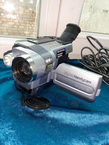 - Azərbaycan: Video kamera sony tek batareykasi yoxdu mini kasetle isleyir toka