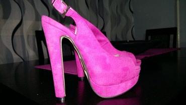 Nove sandalice broj 36. - Crvenka - slika 3