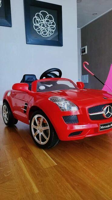 детские в Кыргызстан: Продаём машину класса Люкс. Покупали для своего малыша. Состояние