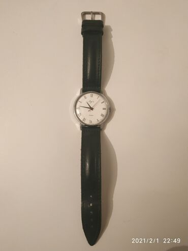 Рубашка летняя мужская - Кыргызстан: Механический часы год выпуска 1952