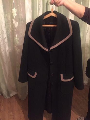 Жен. пальто кашемир в Бишкек