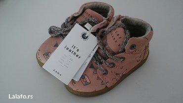 Cipele nisu - Srbija: Zara nove cipelice br. 21 potpuno nove,nijednom nisu nosene