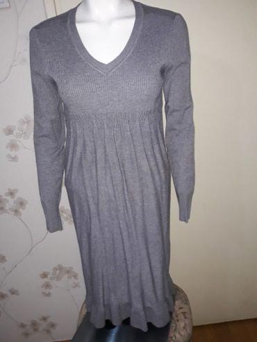 Trikotazna-pamuk - Srbija: Trikotazna haljina,vel.UNI