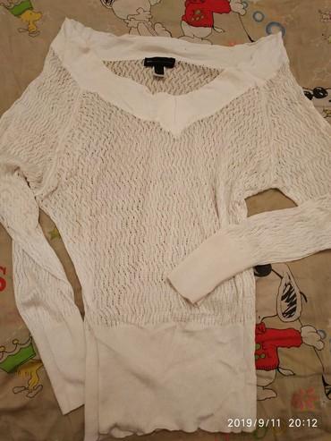 фирменная кофточка в Кыргызстан: Рубашки и блузы Mango L
