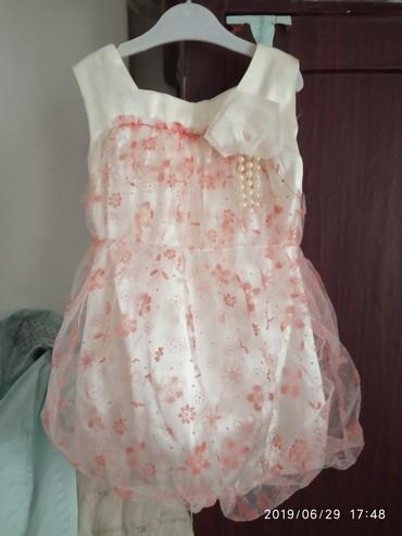 Продаю платье новое на девочку от 1до 2 лет,турция