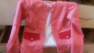 Детский пиджак новое